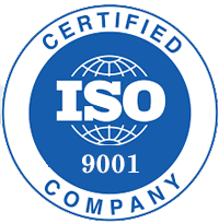 ISO Certified Shop